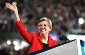 Elizabeth Warren Democratic National Convention: Day One