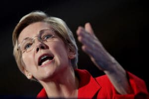 Elizaberth Warren Democratic National Convention: Day One