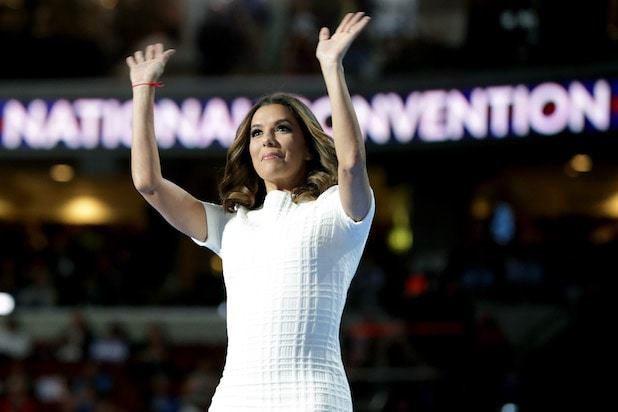 Eva Longoria Democratic National Convention: Day One
