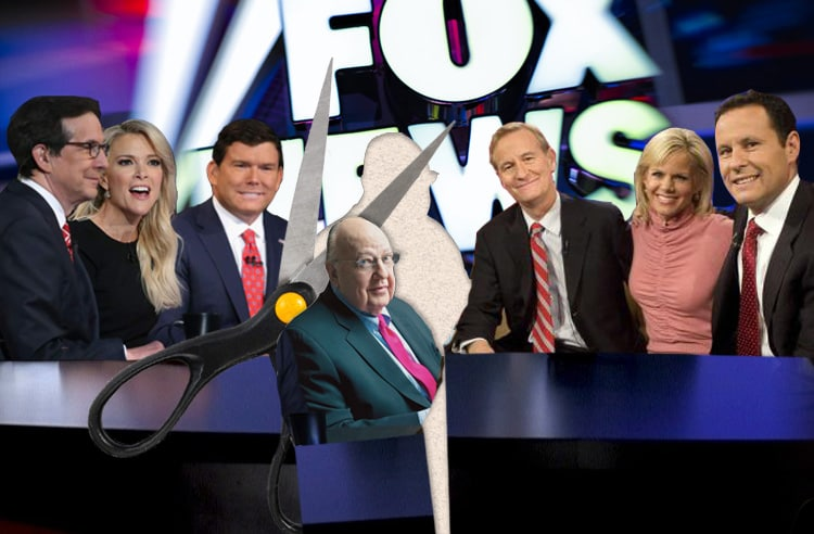 fox news without roger ailes