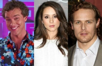 Frank Eudy Spencer Hastings Sam Heughan
