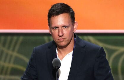 LGBT Conservatives Breathe a Sigh of Relief as Openly Gay Peter Thiel Speaks at RNC