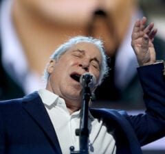 Paul Simon Democratic National Convention: Day One