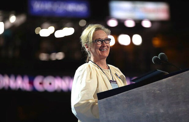 Democratic National Convention Day 2: Meryl Streep, Debra Messing, Alicia Keys Take the Stage