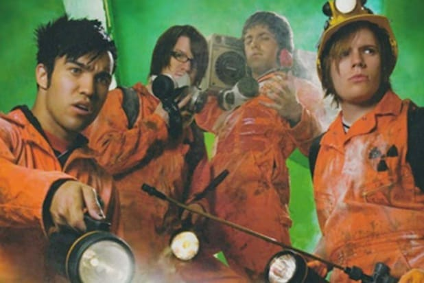 Ghostbusters fall out boy