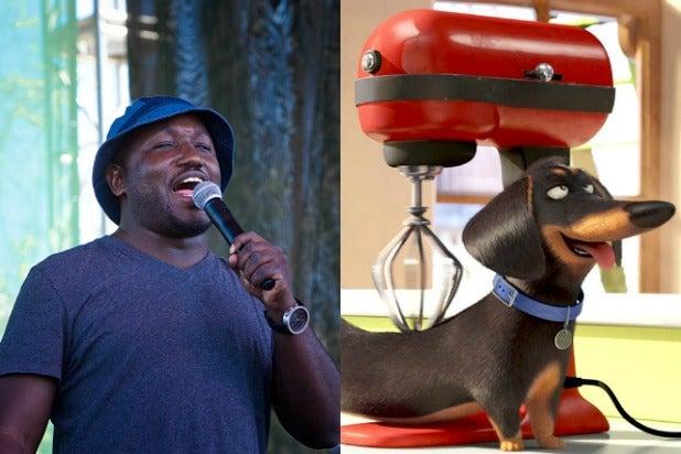 Hannibal Buress Pets