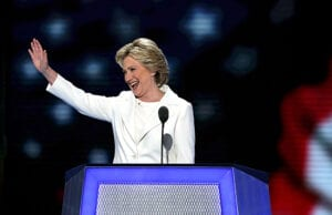 Hillary Clinton speech Democratic Convention
