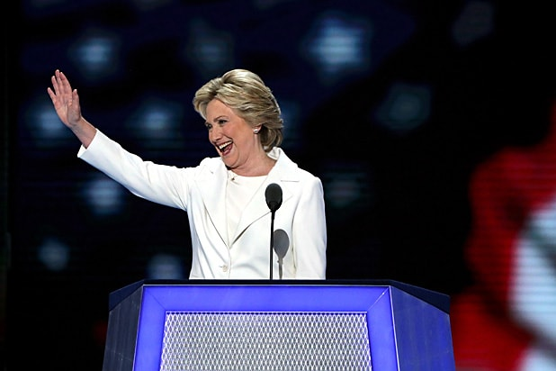 Hillary Clinton speech Democratic Convention