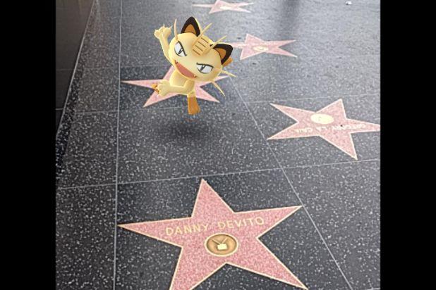 pokemon go walk of fame