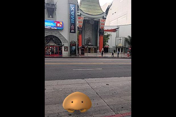 pokemon go chinese theater