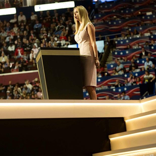 Republican National Convention Ivanka