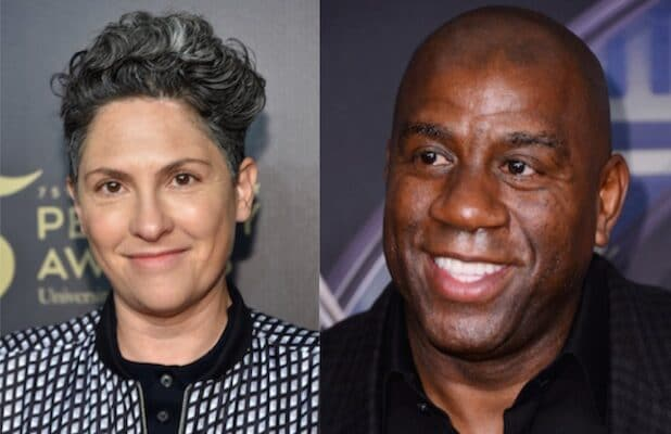 Jill Soloway Magic Johnson