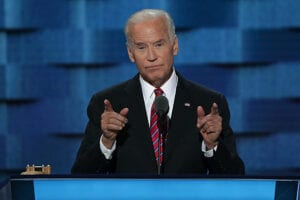Joe Biden Democratic Convention