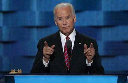 Joe Biden Democratic Convention