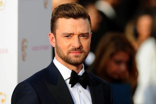 Justin Timberlake Palmer Apple