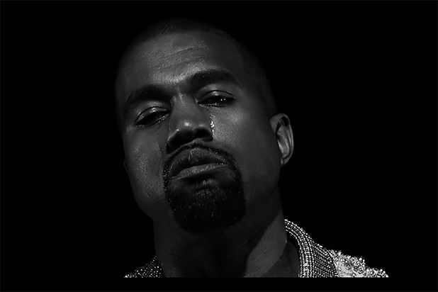 Kanye West Wolves