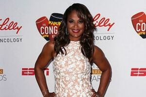 Laila Ali Sports Humanitarian of the Year
