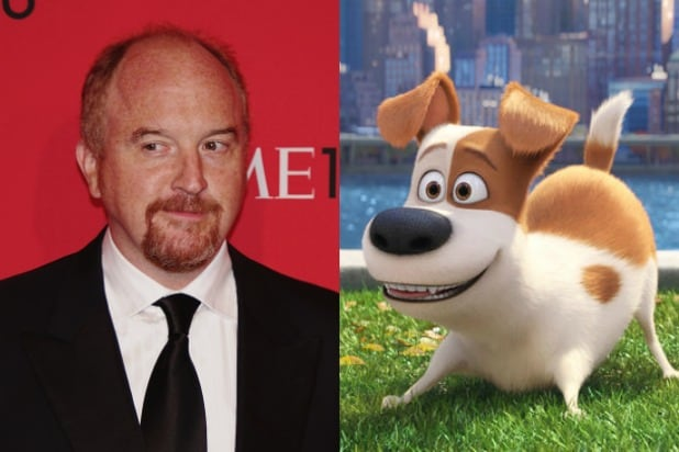 Louis CK Secret Life of Pets