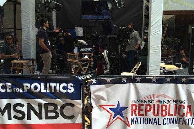 MSNBC RNC
