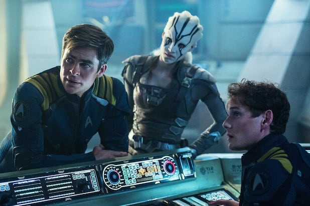 Star Trek Beyond Wins Weekend Box Office