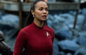 Star Trek Beyond zoe saldana