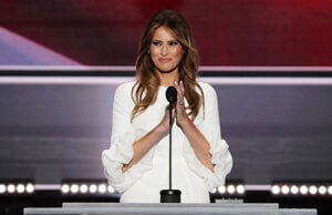 Melania Trump RNC