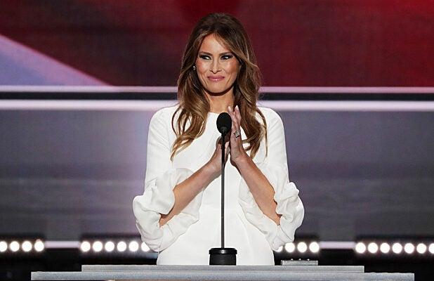 Melania Trump RNC