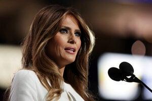 Melania Trump Speech RNC