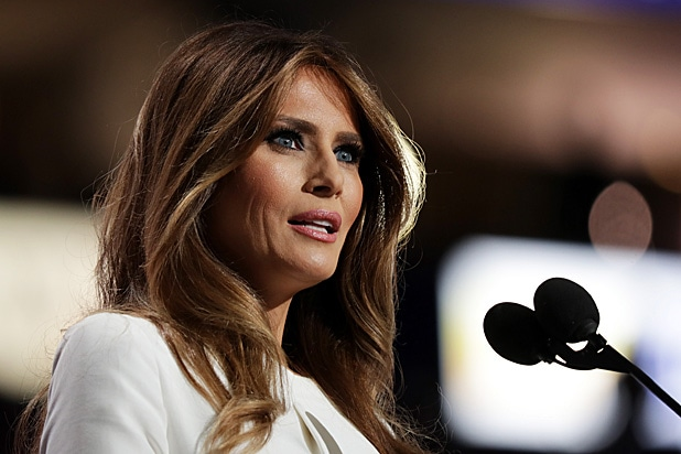 Melania Trump Speech RNC