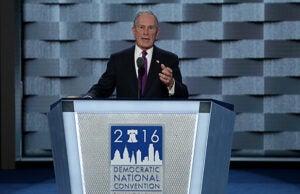 Michael Bloomberg Democratic Convention