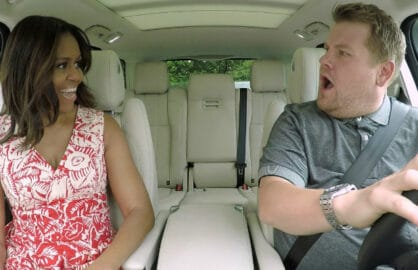 Michelle Obama Carpool Karaoke