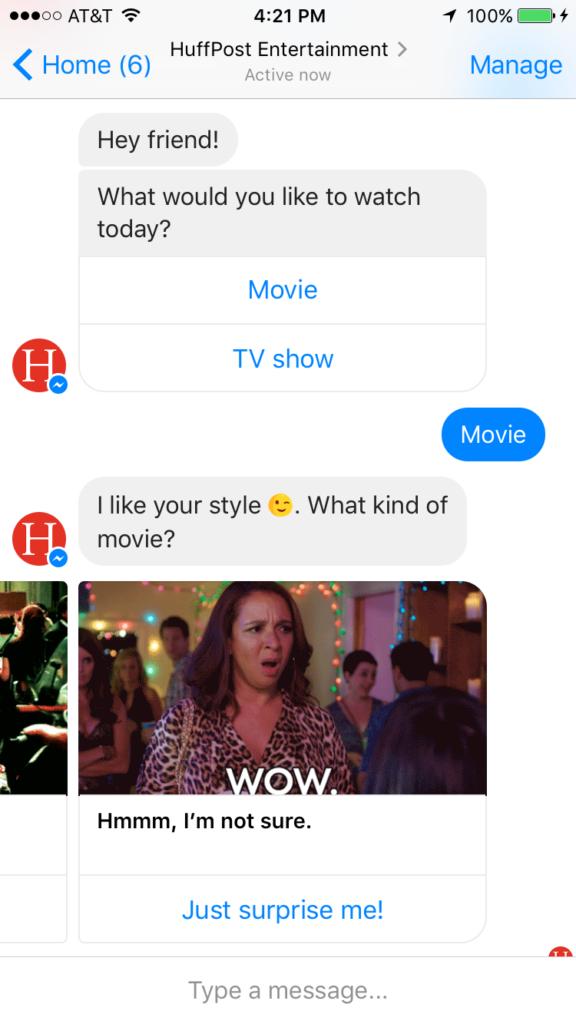 Netflix Bot 1