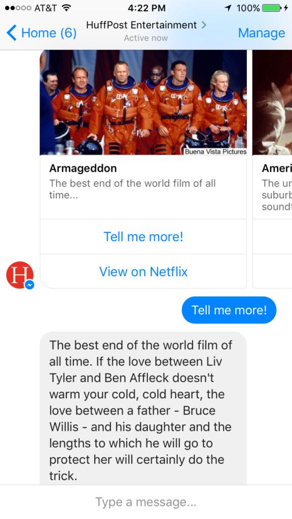 Netflix Bot 2