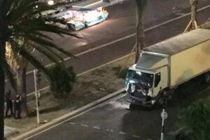 Nice France Truck attack Bastille Day