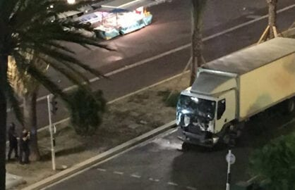 Nice France Truck attack Bastille Day