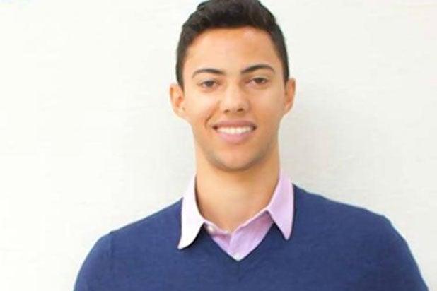 Nicolas Leslie, UC Berkeley student