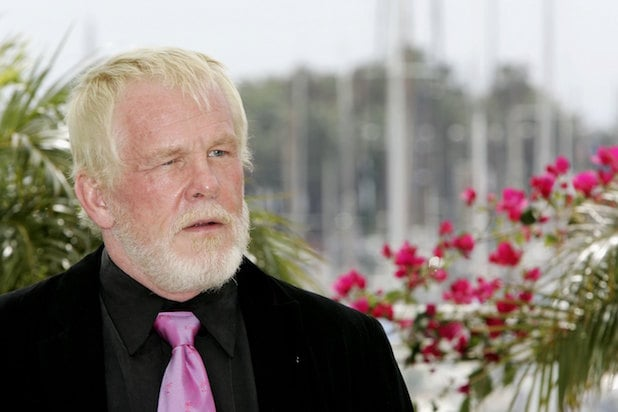 Nick Nolte Cannes 2006