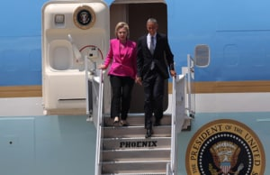 President Obama Hillary Clinton