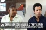 Omar Benson Miller Troy Garity Ballers