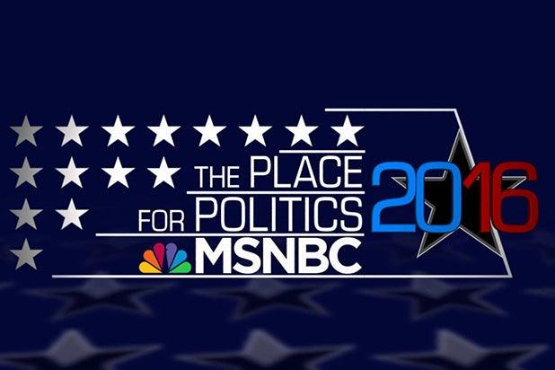 Place for Politics MSNBC