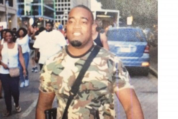 Police Suspect dallas sniper