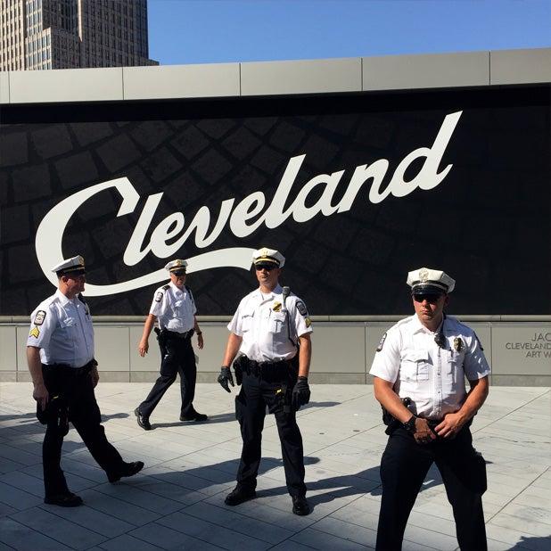 Cleveland Police