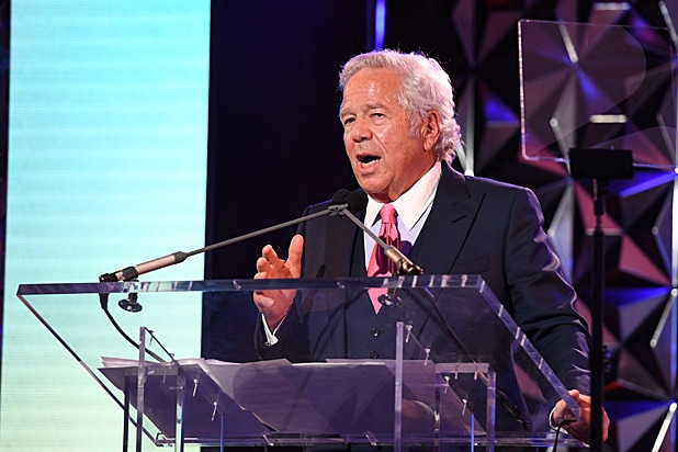 Robert Kraft Sports Humanitarian Awards