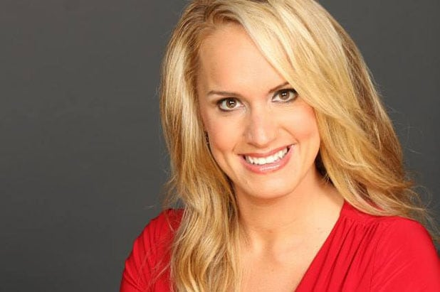 Trump supporter Scottie Nell Hughes