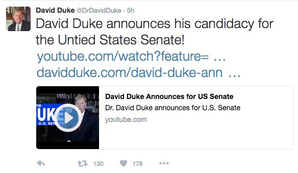 David Duke Untied