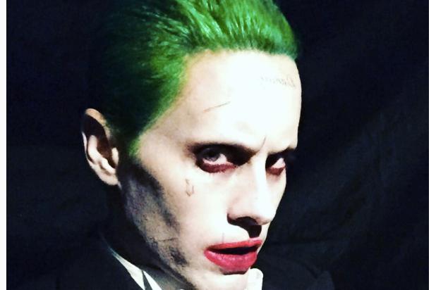 Jared Leto Suicide Squad Joker Instagram