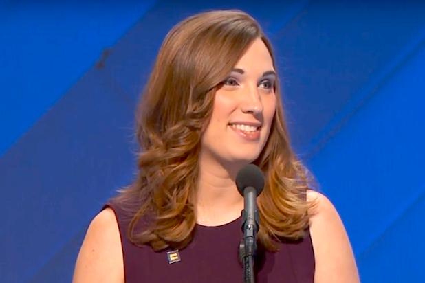 Sarah McBride DNC Transgender