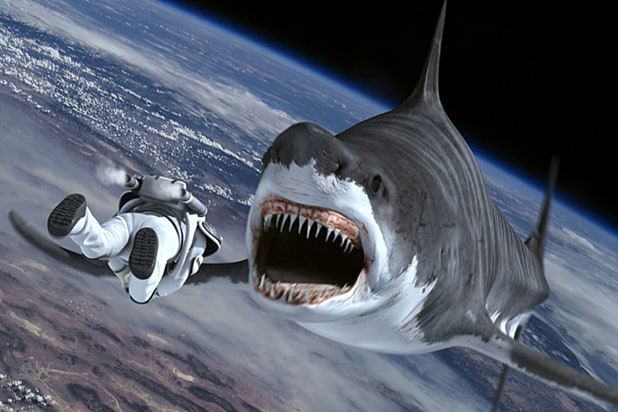 Sharknado 3 space