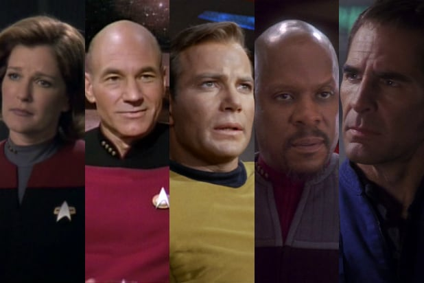 All 39 Star Trek Main Characters Ranked