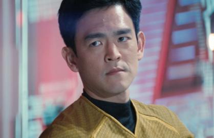 Star Trek John Cho Sulu